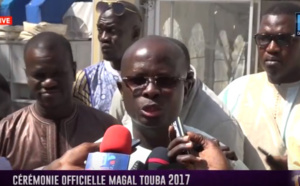 """Modou Diagne Fada : """"Nous sommes pour un dialogue sincère et constructif"""""""