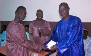 Deuxième phase appui aux ASC de Mbao : 1 million 250 mille Fcfa pour 5 ASC de la commune