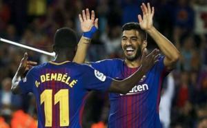 Ousmane Dembélé fait très forte impression à Barcelone