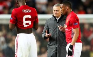 Mourinho embêté par Martial