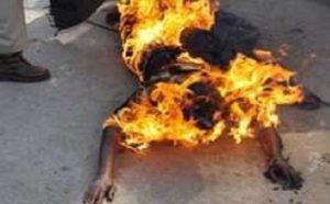 Guédé - Touba : Mame Cheikh Dia s'immole par le feu