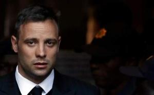 Pistorius condamné à 13 ans et 5 mois de prison