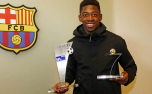 Dembélé l'Allemand fait la fierté du Barça