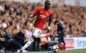MU : longue absence pour Eric Bailly