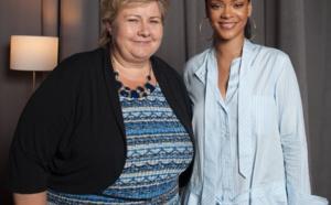ÉDUCATION : La chanteuse Rihanna et Cie au Sénégal avec un engagement de 375 millions de dollars