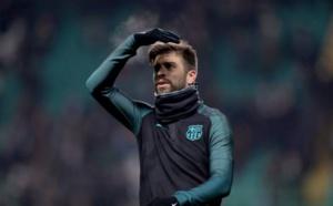 Piqué prolonge avec le Barça jusqu'en 2022