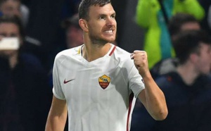 Roma : Chelsea offre 50 M€ pour Dzeko et Emerson