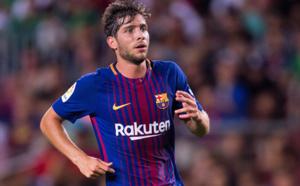 Barça : Sergi Roberto jusqu'en 2022 (officiel)