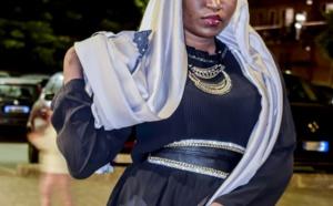 Des tenues sexy au voile islamique...: L'incroyable métamorphose de Fatou Diop à Milan