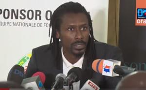 """Aliou Cissé, sélectionneur des Lions : """"Ma philosophie par rapport à mes choix..."""""""