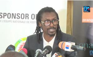 En conférence de presse : Aliou Cissé parle de son avenir avec la sélection et rend hommage au Pr Fallou Cissé