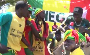 Le trophée de la coupe du monde accueilli en grande pompe à Dakar