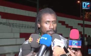 """VIDEO : Aliou Cissé sur Mame Biram Diouf : """"Son retour dépendra de sa fraicheur physique"""""""