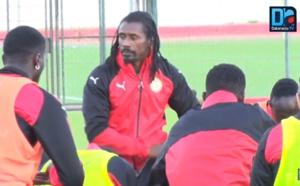 [REPLAY] Revivez l'entraînement de l'équipe nationale du Sénégal du 21 Mars 2018 à Casablanca