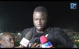 ( VIDEO ) Cheikhou Kouyaté, Capitaine équipe nationale du Sénégal : «On a un bon état d'esprit et l'équipe est pratiquement au complet»