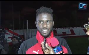 ( VIDEO ) Papy Djilobodji : «Je suis content de revenir après 3 ans d'absence.»