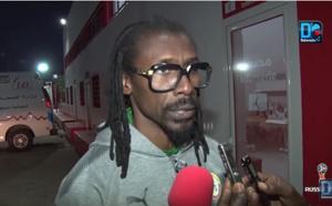 """Sénégal/Ouzbékistan : """"Il y'a des garçons dans l'équipe capables de palier l'absence de Gana Gueye"""