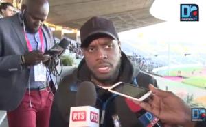 """Jacques Faty, international Sénégalais : """"C'était un match médiocre qu'on aurait pu perdre..."""""""