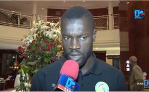 """Fallou Diagne : """"Je me sens bien intégré dans le système à trois défenseurs. On nous demande de jouer à fond"""""""
