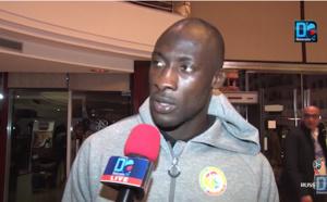 """Cheikh Ndoye : """"Avec ou sans le brassard, il faut continuer à mouiller le maillot."""""""