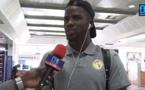 """Papy Djilobodji : """"Pas de blessure, on se prépare pour le match contre la Bosnie-Herzégovine"""""""
