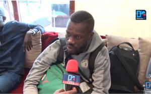 """Fallou Diagne : """"On va finir le travail déjà entamé"""""""