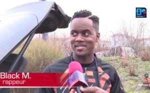Black M tourne un clip avec les Lions de la Téranga