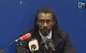 VIDEO :  Aliou Cissé juge son équipe 3 ans après : « Le noyau de ce groupe-là a toujours été là depuis trois ans »