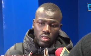 """Kalidou Koulibaly : """"De bonnes choses à retenir sur les deux matches"""""""