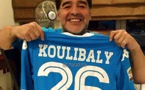 Maradona s'enflamme pour Kalidou Koulibaly