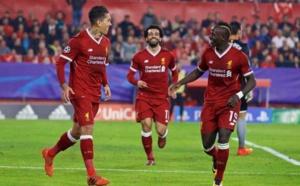 LDC : Le trio Mané-Salah-Firmino a encore porté Liverpool contre l'As Rome (5-2)