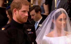 ANGLETERRE : Le Prince Harry et Meghan se sont dit oui !