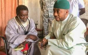 PATAR : Sheikh Alassane Sène chez la famille de Fallou Sène