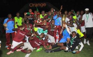 Génération Foot remporte la Coupe du Sénégal face à la Renaissance (2-0)
