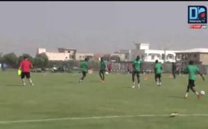 [REPLAY] Revivez la séance d'entraînement de l'équipe nationale du Sénégal du 24 Mai 2018 à Saly