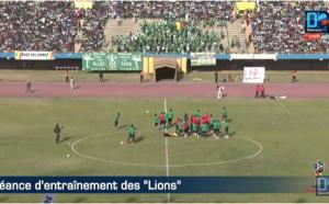 [REPLAY-CM 2018] Revivez la dernière séance d'entraînement de l'équipe nationale de Football du Sénégal au Stade LSS