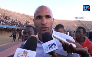 """Diomansy Kamara : """"Il faut arrêter les fausses polémiques et soutenir l'équipe nationale du Sénégal"""""""
