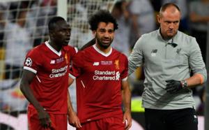 Liverpool : Klopp évoque une « blessure sérieuse » pour Salah, le buteur des Reds