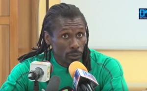 """Aliou Cissé : """" A partir de la semaine prochaine, on va s'entraîner deux fois par jour """""""