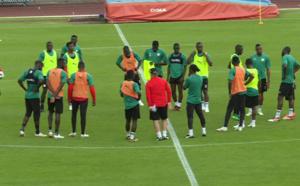 Dernier galop avant Luxembourg-Sénégal, les Lions ont eu droit à une opposition 11 contre 11