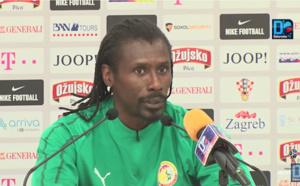 VIDEO : Comment Aliou Cissé va-t-il articuler son attaque autour de Sadio Mané?