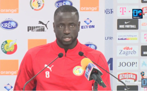 "Cheikhou Kouyaté : ""Je préfère jouer au milieu, mais…"""