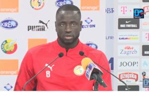 """Cheikhou Kouyaté (Capitaine) """"Gagner la Croatie pour mieux préparer le match contre la Pologne"""""""