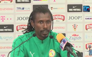 """Aliou Cissé : """"Omar Daf a toute légitimité pour entraîner"""""""
