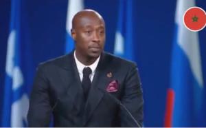 VOTE FIFA : Le discours de l'ancien international Khalilou Fadiga qui soutenait la candidature du Maroc