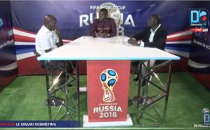 [REPLAY] Revivez sur Dakaractu le débriefing de la première journée de la Coupe du monde en Russie