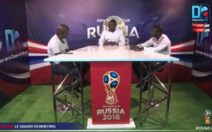 [REPLAY- Coupe du Monde RUSSIA 2018 ] Revivez le grand débriefing