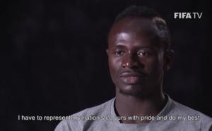 """Sadio Mané : """"Jouer la coupe du monde, c'était un rêve de gamin"""""""