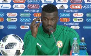 """Mbaye Niang après la victoire contre la Pologne : """"On a joué en respectant à la lettre les consignes du coach. On est fier!"""""""