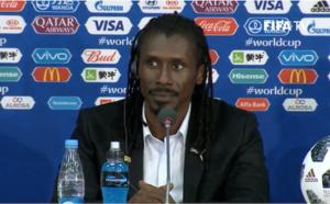 Réponse d'Aliou Cissé sur les changements effectués lors du match